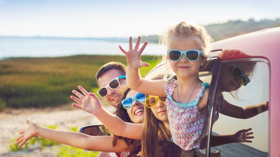 На път с децата: какво трябва да знаем