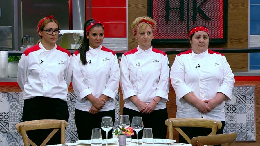 Време за равносметка в Hell's Kitchen България