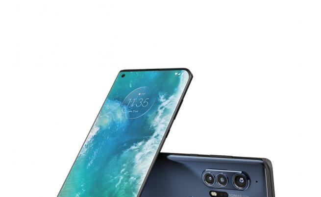 Motorola се завърна при флагманите с Edge+