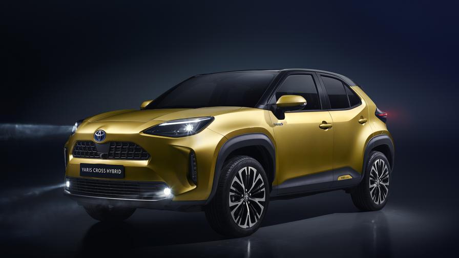 <p>Toyota планира по 150&nbsp;000 продажби на хибридния Yaris Cross</p>