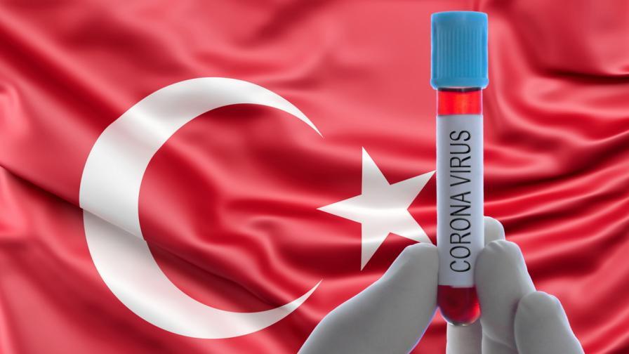 Турция затяга мерките за чуждестранните туристи за Нова година