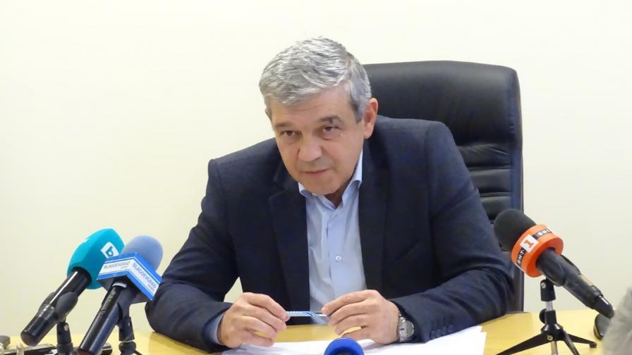 Прекратиха предсрочно правомощията на кмета на Благоевград Румен Томов