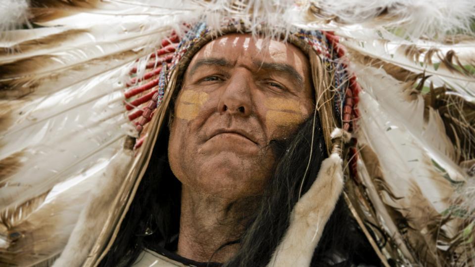индианец шаман