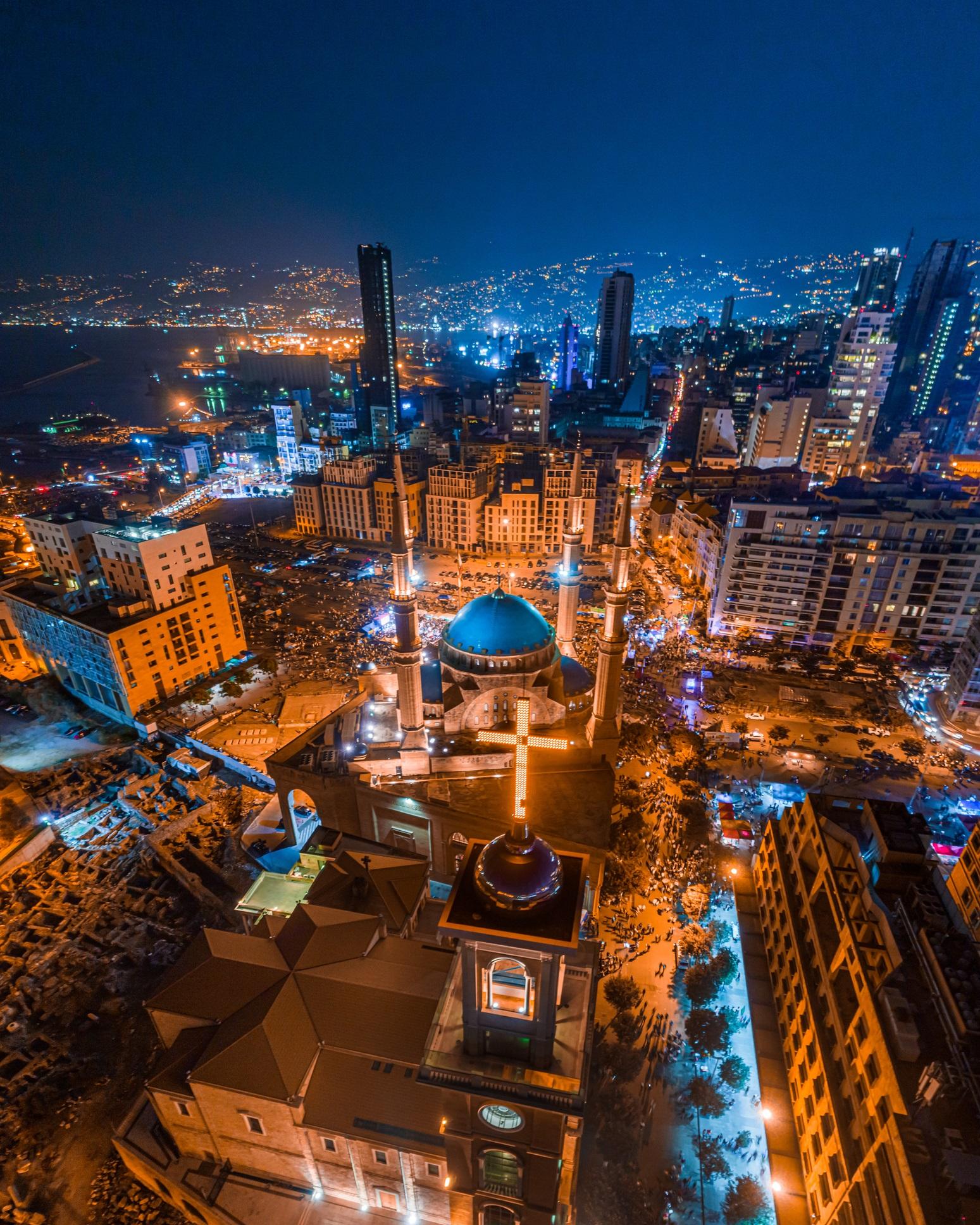 <p><strong>№4 Бейрут, Ливан</strong></p>