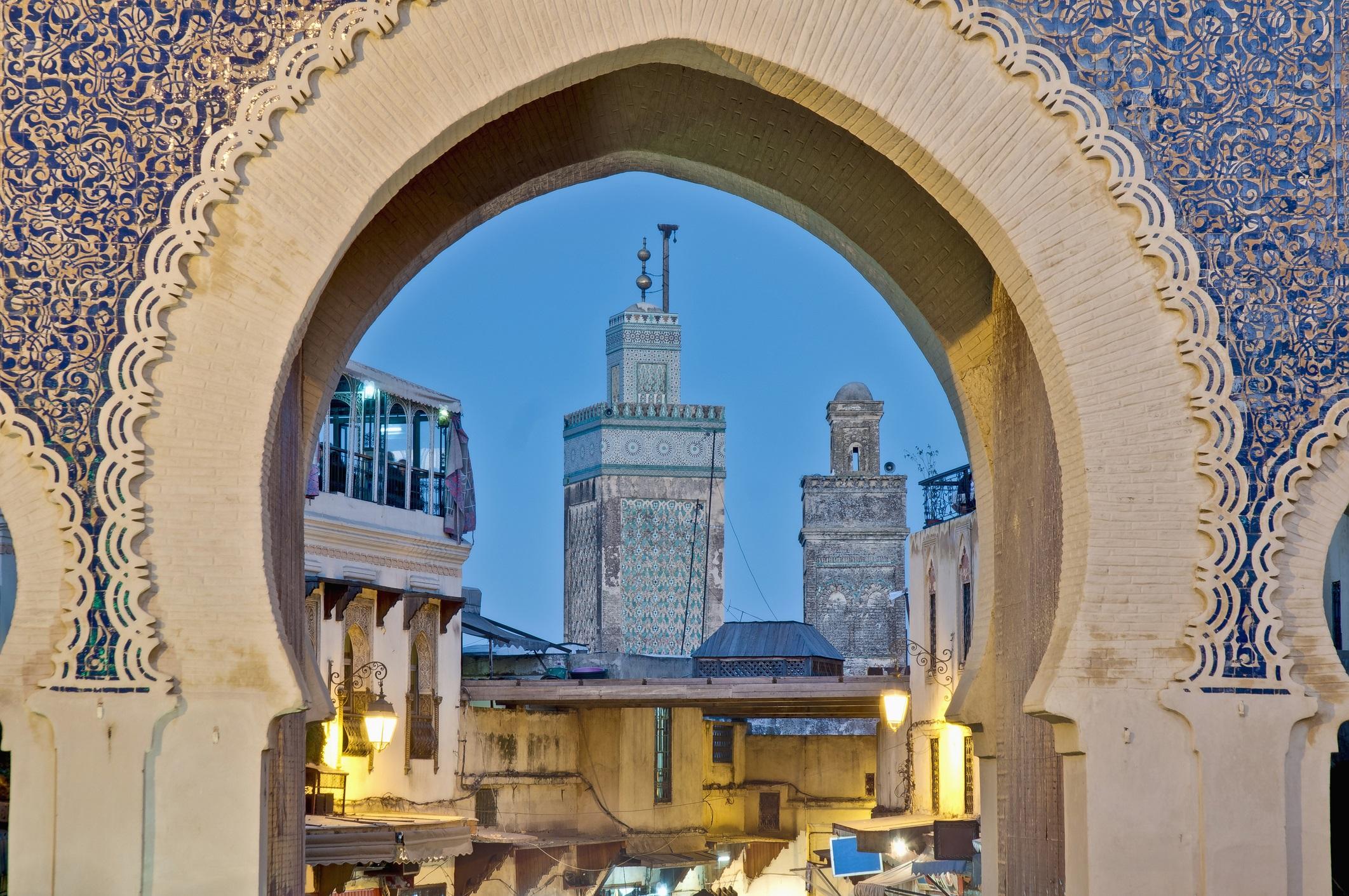<p><strong>№5 Фес, Мароко</strong></p>