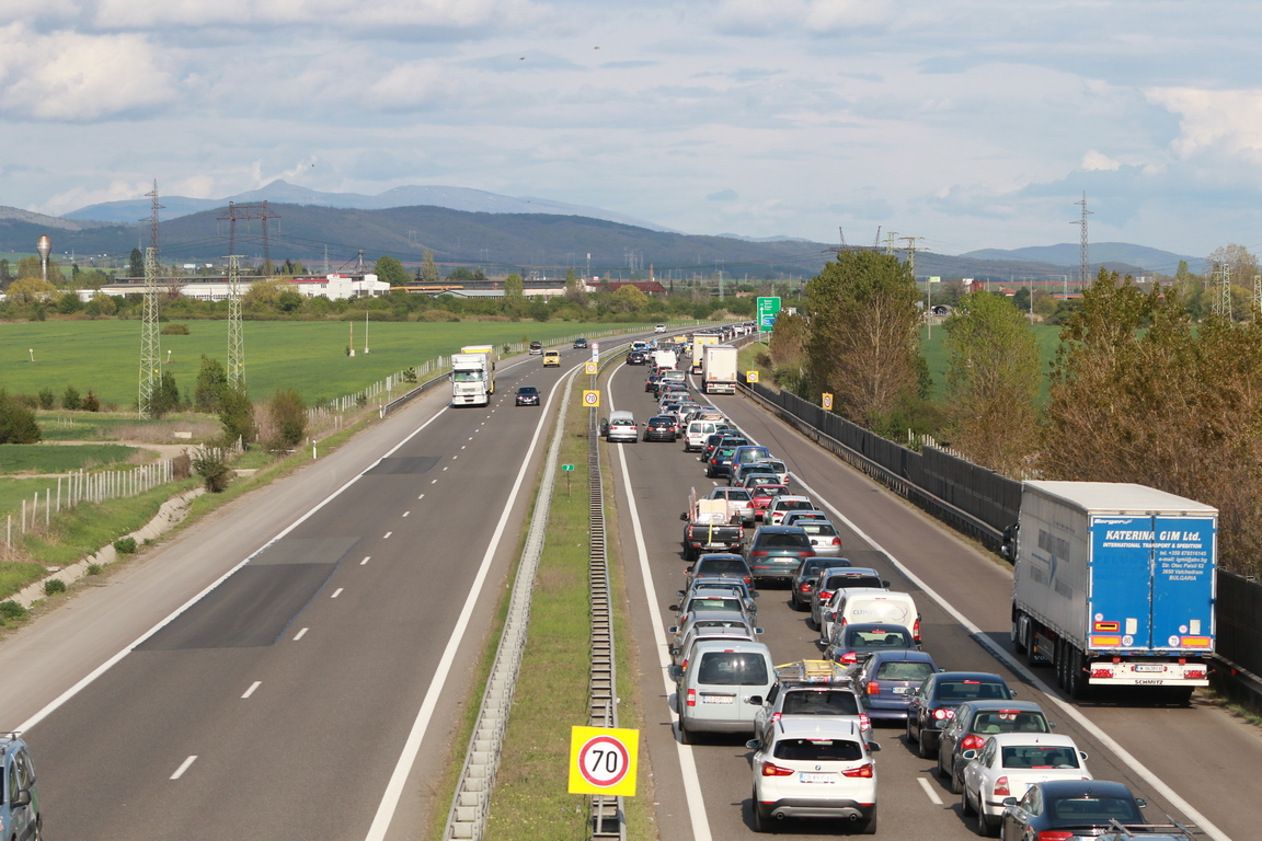 <p>Автомагистрала Хемус</p>