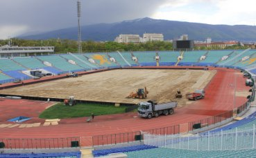Започва нова модернизация на стадион