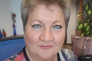 Даринка Веселинова, 59 год., София