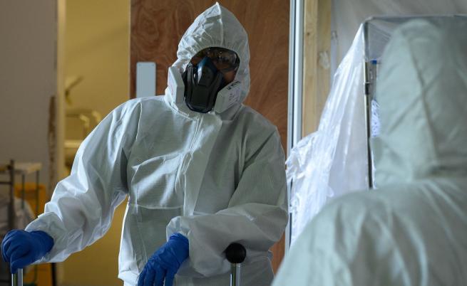Турция достави 400 хил. дефектни защитни облекла срещу COVID-19
