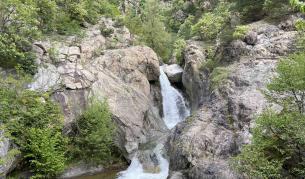 Откриха тялото на изчезналия при водопада Сучурум младеж - България | Vesti.bg