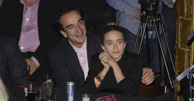 Любопитно Мери-Кейт Олсън се раздели с банкера Оливие Саркози Саркози