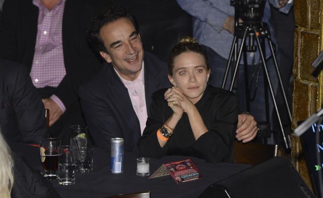 Мери-Кейт Олсън се раздели с банкера Оливие Саркози