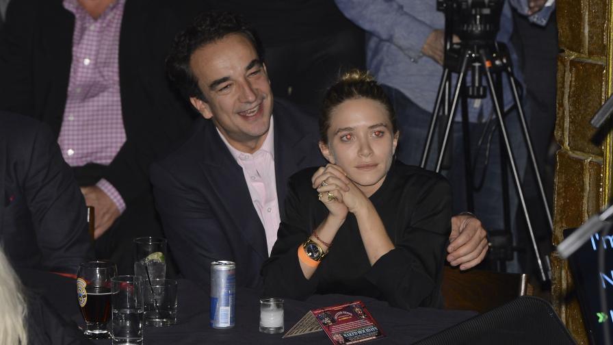 Оливие Саркози и Мери-Кейт Олсън