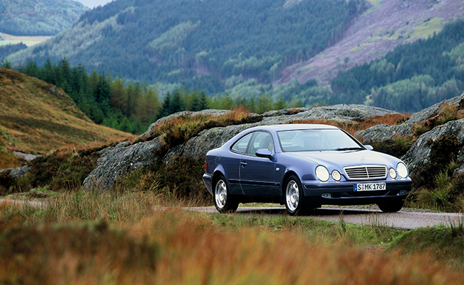 Mercedes-Benz CLK 230 Kompressor Coupe (C208)