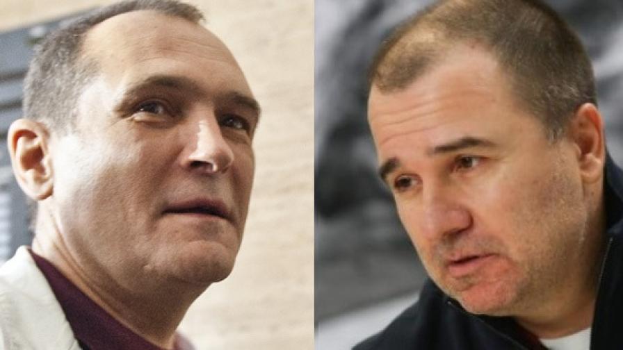 Васил Божков, Цветомир Найденов