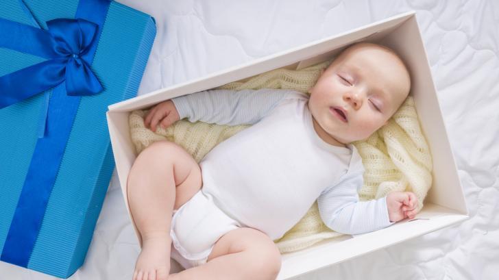 7 оригинални и полезни подаръка за новородено бебе