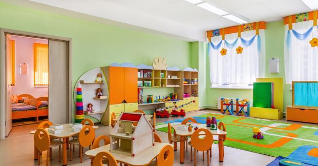България При какви мерки приемат децата в детските градини От