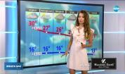 Прогноза за времето (17.05.2020 - обедна емисия)