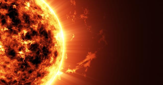 Любопитно Слънцето навлезе в своя минимум, може да е опасно