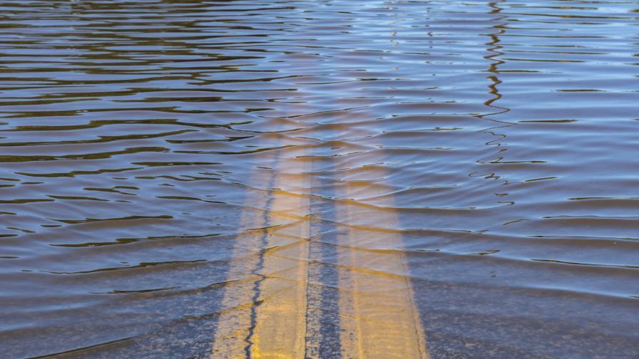 Буря, наводнение и хаос в Хърватия
