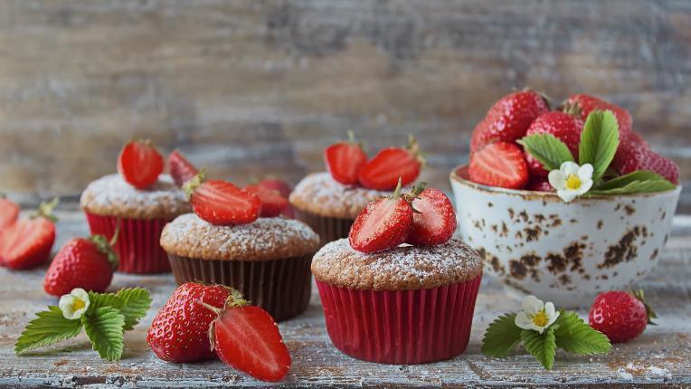 4 сладки рецепти с ягоди