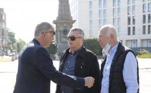 Уникално: Феновете на Лацио се включили в спасението на Левски