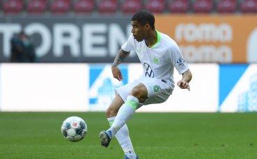 Ляв бек отпадна от състава на Волфсбург до края на сезона