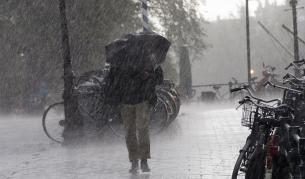 Вятър и дъжд, оранжев код за 7 области