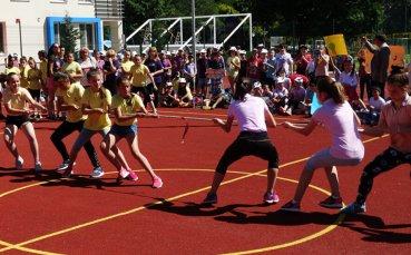 Ново отпускане на мерките зарадва хиляди спортуващи деца