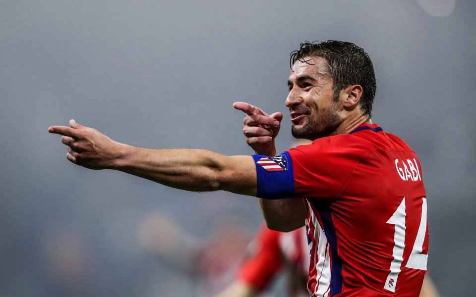 Бившият капитан и полузащитник на Атлетико (Мадрид) Габи ще стане