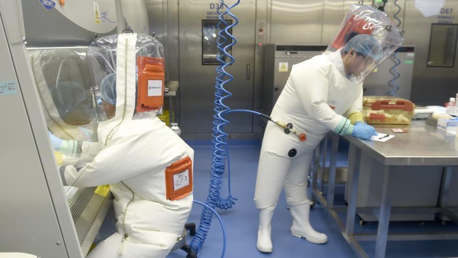 <p>Какво знаем за института по вирусология в Ухан</p>