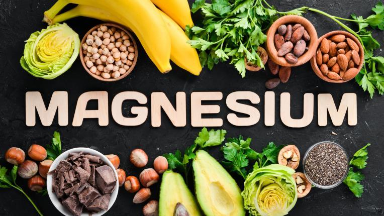 магнезий храни здравословно