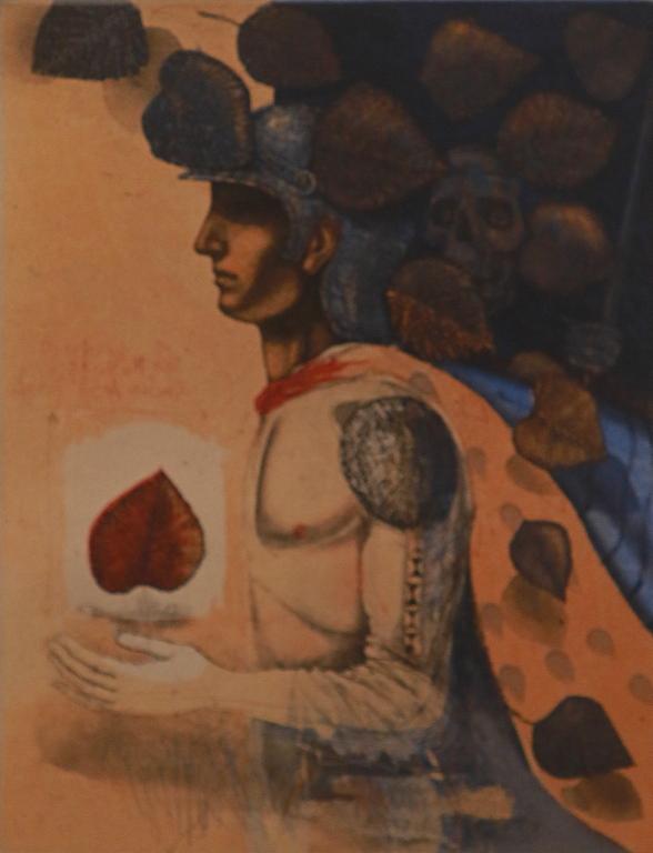 <p>Експозицията&nbsp; представя произведения на художника, включени в едноименния библиофилски албум, издаден от галерия &bdquo;Масларски&ldquo;.</p>  <p>&nbsp;</p>