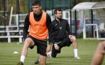 Дарко Тасевски поднови тренировки