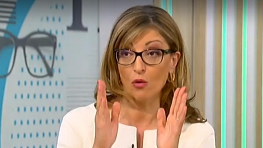 Захариева: Не разбирам този подход на президента