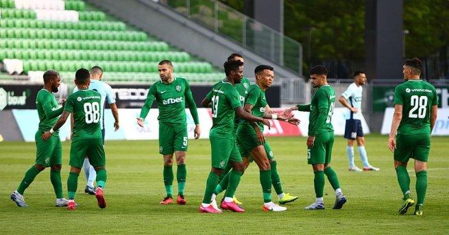 България Лудогорец с убедителна победа срещу Дунав Това беше втори