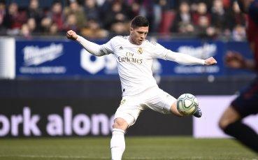 Въпреки слуховете, Лука Йович остава основният приоритет за Милан