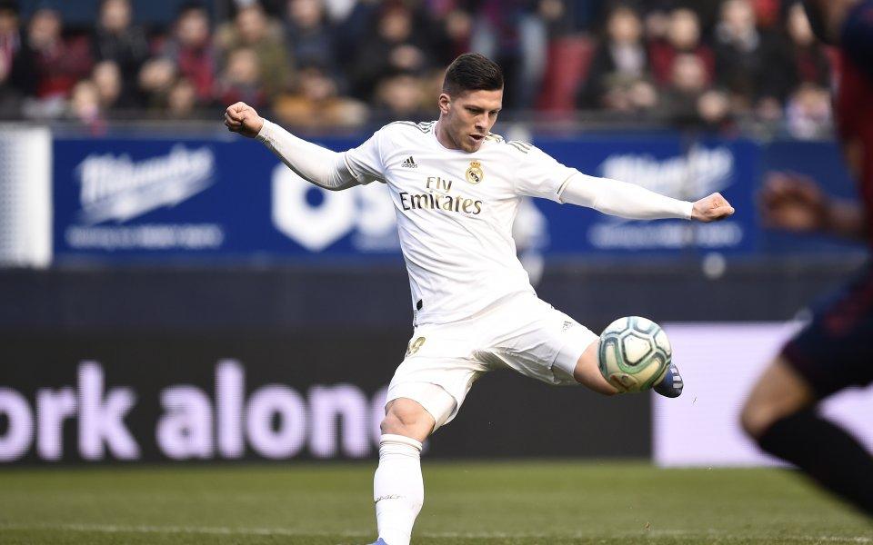 Основен приоритет на Милан през това лято остава Лука Йович.