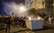 Протестите в САЩ ескалират, има убит