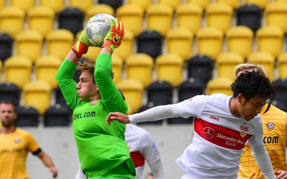 Динамо Дрезден загуби първия си мач след рестарта на Втора