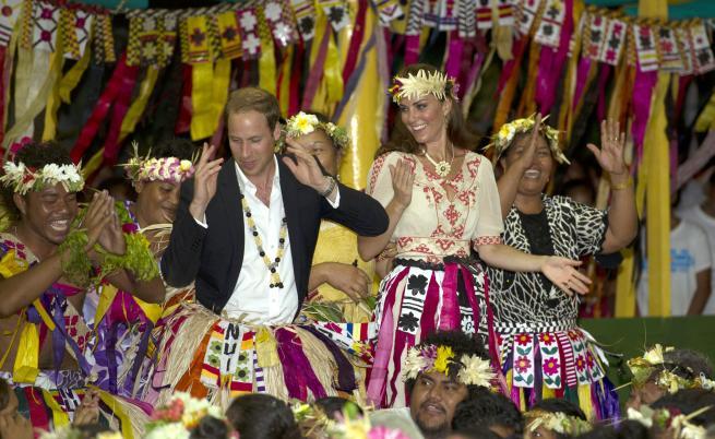 Кой от кралското семейство обича да танцува?