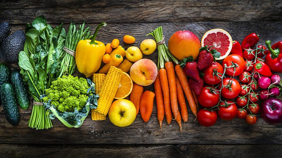 зеленчуци плодове здраве здравословно
