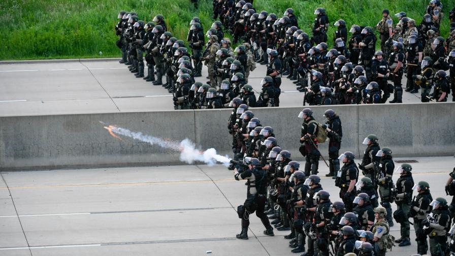 Расисти ли са полицаите в САЩ?