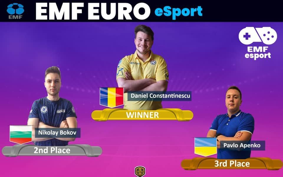 Българският представител Николай Боков от Genius Sports Bulgariaспечели вицешампионската титла