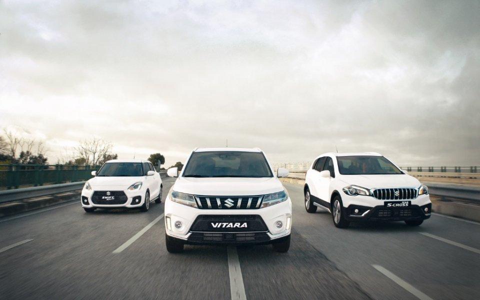 В края на 2019 година официалният вносител на Suzuki за