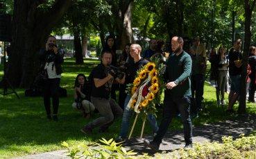 Ботев Пловдив почете 144-ата годишнина от смъртта на клубния патрон