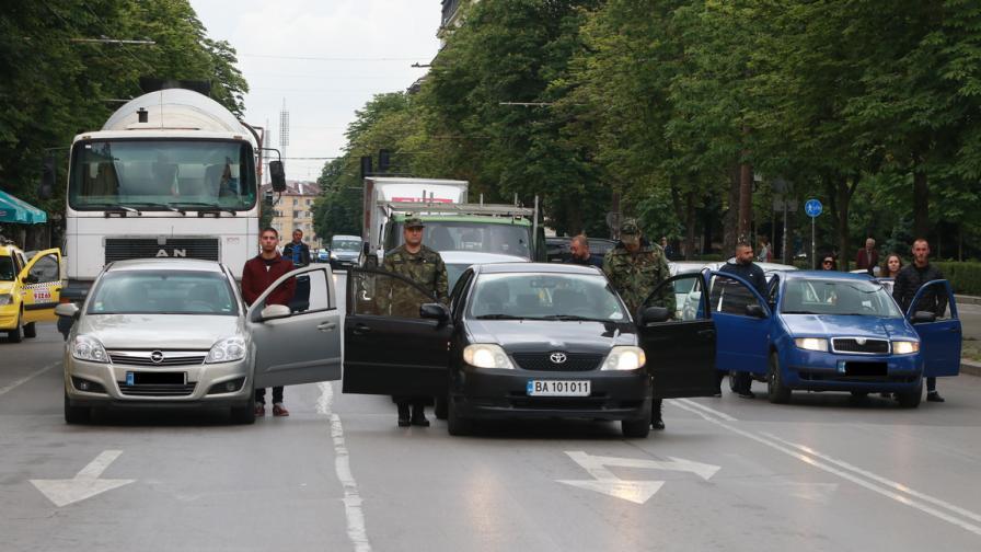 В памет на Ботев и загиналите за свободата