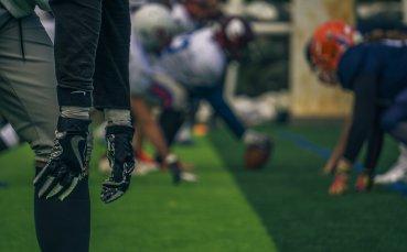 Кемп за американски футбол у нас до броени дни