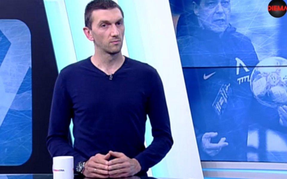 """Председателят на Тръст """"Синя България"""" Даниел Стрезов говори по темата"""