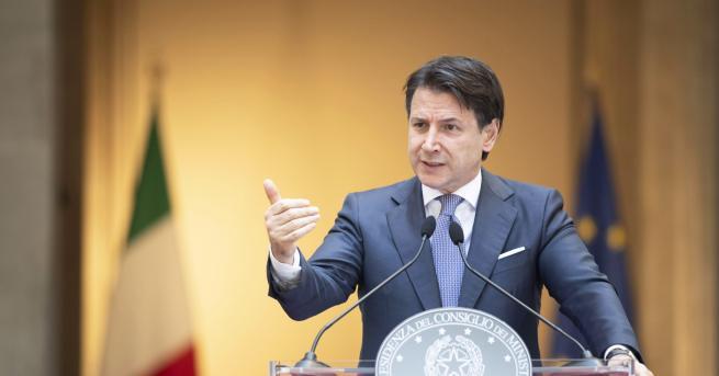 Свят Politico: Конте бесен от решението на европейски държави да
